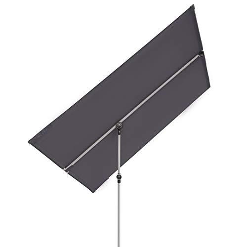 Doppler Active Balkonblende – Rechteckiger Sonnenschirm ideal für den Balkon –Plus Sichtschutz