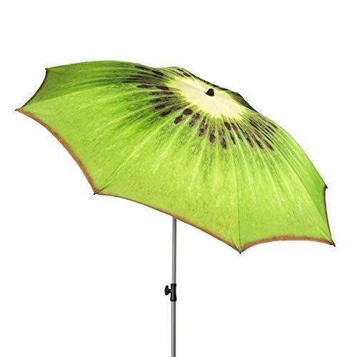 Doppler GS Basic 200 – Kurbel Sonnenschirm für Balkon oder Garten